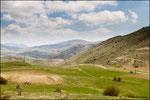Paesaggio nei pressi di Noravank