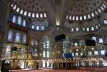 La Moschea Blu - interno