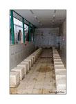 Prima di entrare nella Moschea