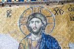 Mosaico in Santa Sofia