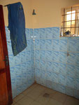 Badkamer in de dormitory