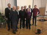 Jubiläums-Seminar XXV (2020)  vier Referenten fehlen wg. Krankheit oder wetterbedingter frühzeitiger Abreise