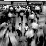 Japon, 1995 © Bernard Descamps