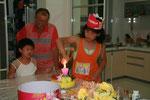 Geburtstag von Qin Xiao Ying,Tonis Tochter wird 12