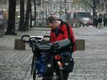 mit dem Auto incl. Rad zum S-Bahnhof/Charlottenburg,