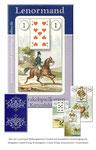 Lenormand Orakel Karten und Wahrsagekarten Dondorf Kartendeck