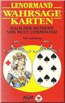 Kartendeck*Carta Mundi* Orakelkarten Wahrsagekarten mit Skartkarten Bilder und Verse