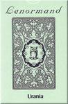 Kartendeck Blaue Eule *Wahrsagekarten nach Madame Mlle Lenormand Orakelkarten