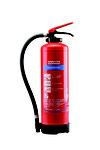 GLORIA W 6 easy. Tragbarer Wasser- Aufladelöscher 6 l. Brandklasse A. Löschkraft (Rating): 21A= 6 LE. Funktionsbereich: 5°C bis + 60°C