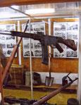 German Stgw 44 was found in the woods around Wiltz in 2004