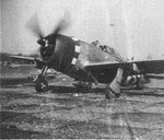 Griffoth ready for take off (Photo courtesy Higgins Family collection)