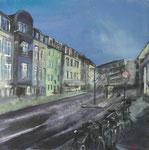 2019 Höninger Gewerbehöfe 46x46cm 900,-€ (Alfred-Müller-Armack-Berufskollege)