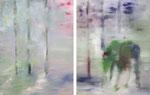 2012 Lichtung 2x100x128cm  1640,-€