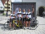 Mannschaftszeitfahren in Bad Saulgau 3