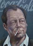 Gemälde 450  Brandt  Acryl auf Leinw.,2013,  70 x 100 cm