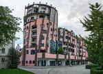 Magdeburg, Hundertwasserhaus