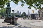 Dresden, Neustädter Markt