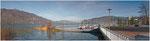 Gd Port inondé - Aix les bains  01-2018
