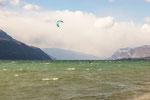 Sur le lac du Bourget Savoie