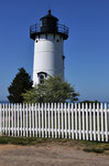 East Chop Lighthouse, Oak's Bluff (1828, 12m)