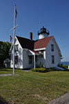 West Chop Lighthouse, Tisbury ( 1817, 14m)