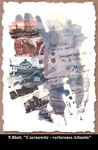 Format: 40 x 50 cm, Technik: Aquarell, Collage. Preis: 400 €