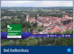 Live Wetter und Panoramakamera Bad Radkersburg