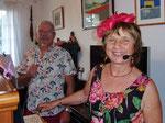 Bernard et Michèle Baudouin- 18 juin 2018 - Pierrevert - photo D. Ferré