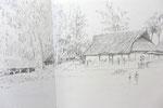 Khao Lak Strand Bleistift