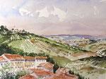 Chianti Landschaft