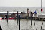 der Nordhafen ist gespült, verholen in den Süderhafen