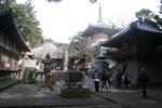 四国霊場24番札所・最御崎寺(ほつみさきじ)