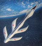 1977 HighSpeed Liner Mach3 für JAL