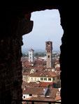 Lucca, die Stadt der unzähligen (Kirchen)Türme