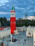 Der Markus-Platz von Venedig