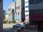inkl. bunter Moschee mitten in der Stadt