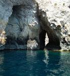 . . . zur Blauen Grotte