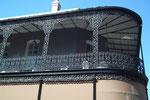 In der Folge nochmals einige wunderschöne Exemplare der Balkone und . . .