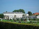 Das renovierte Schloss Herrenhausen