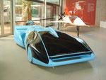 1998 Aerodynamik-Studie für MAZDA Motors Japan . . .