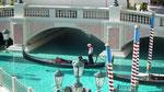Das Venetian Hotel hat selbstverständlich alles was Venedig auch hat...