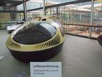 Weltrekord-Luftkissenfahrzeug