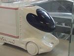 1989 Kunststoff-Modell für Benzin-sparende Lastwagen-Führerkabinen