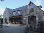 Wunderschöne und massiv erstellte Steinhäuser