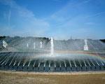 Der grosse Brunnen in der Mitte des Grossen Gartens