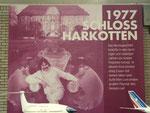 1977 Seine kreativen Jahre auf Schloss Harkotten . . .