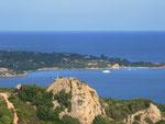 Blick auf den Golfo Aranci