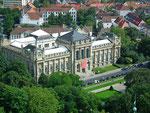 Blick auf das Niedersächsische Landesmuseum
