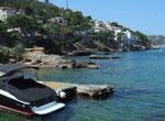 Jetzt wird's teuer: Die Prominenten-Bucht von Andraitx  . . .