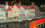 Blick über die Kapellbrücke von Luzern